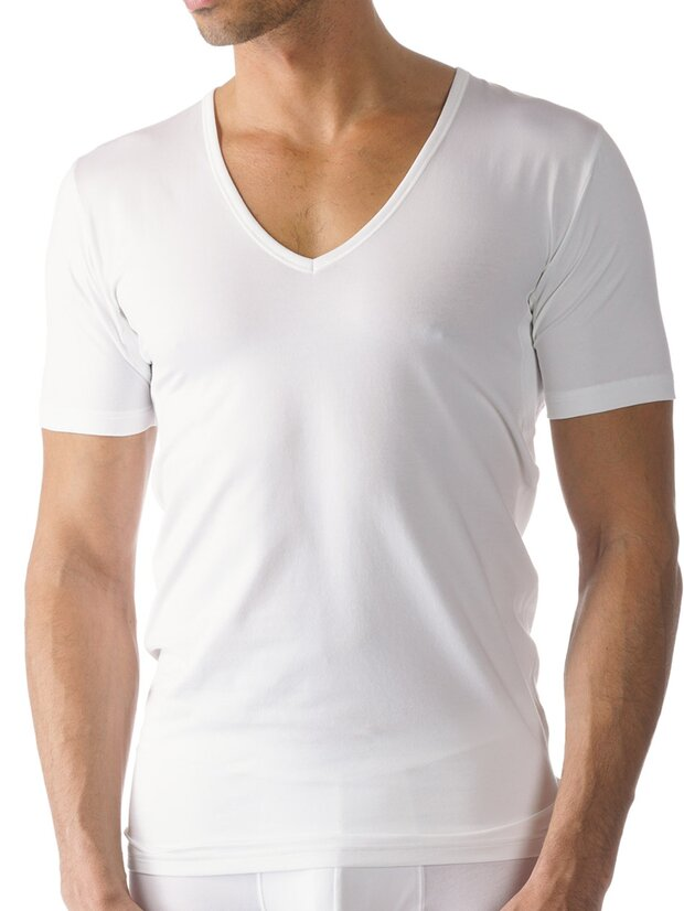 V-Shirt Slim Fit - Serie Dry Cotton Functional