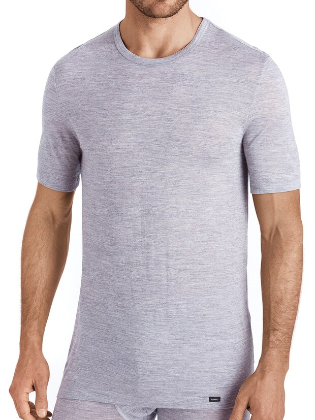 Shirt Kurzarm - Light Merino
